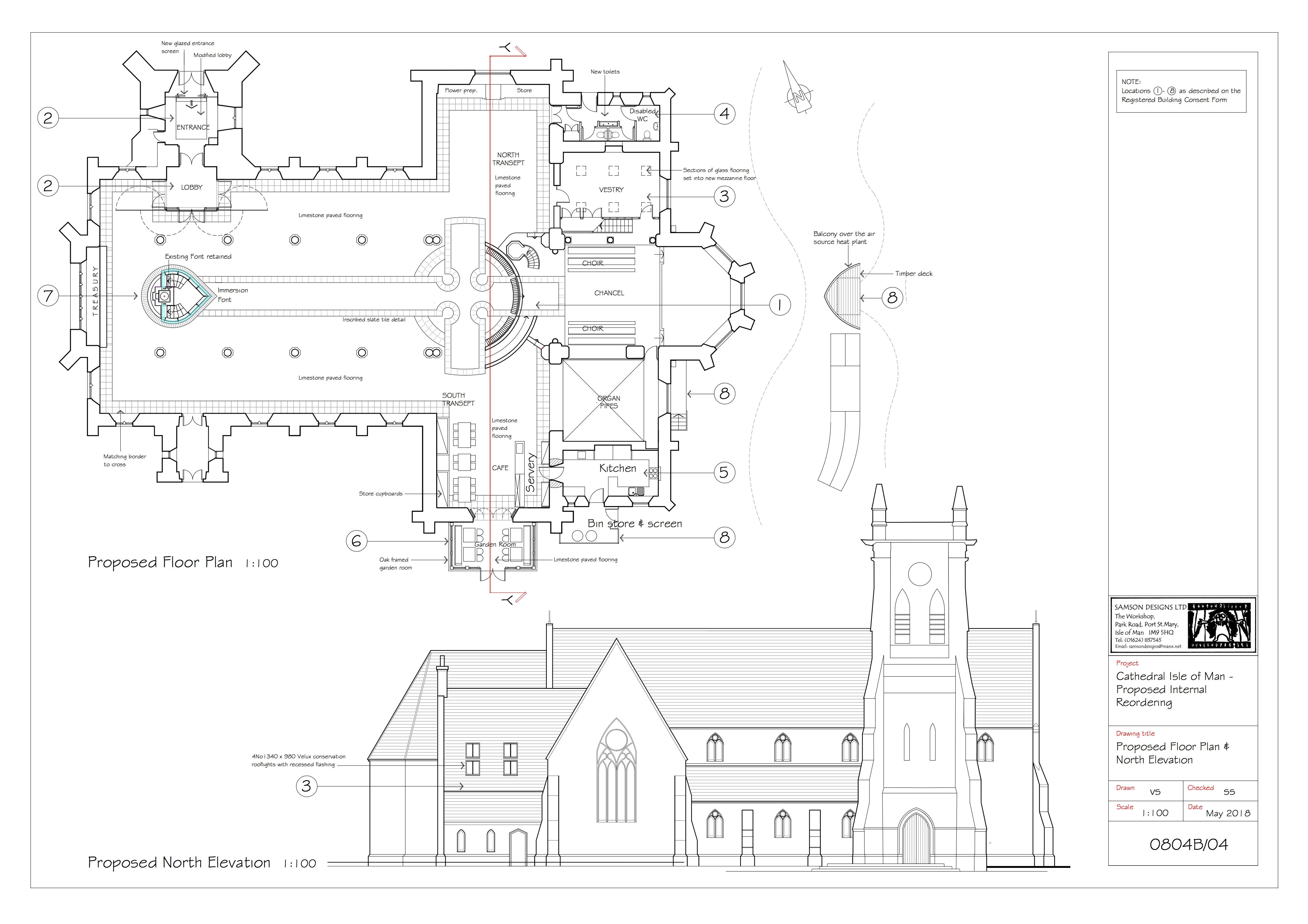 Exciting plans for the Island's Cathedral
