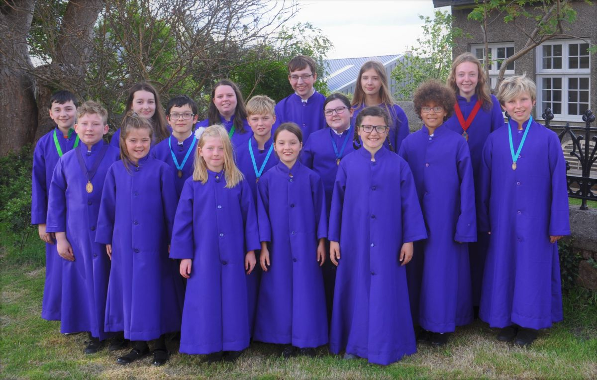 St German's Cathedral Choristers